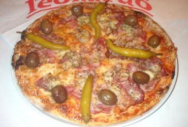 50% попуст на ГОЛЕМА ПИЦА MEXICANA во Leonardo Pizza во вредност од 230ден за само 115ден.