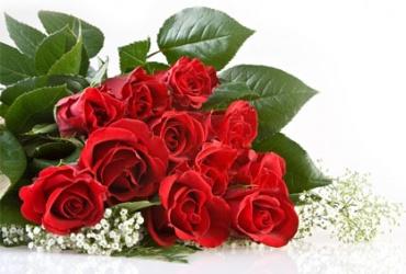 """ТОП ЦЕНА: Честитајте го празникот 8-ми МАРТ со БУЌЕТ од 11 РОЗИ од Цвеќара """"ДАР"""" за само 1099ден."""