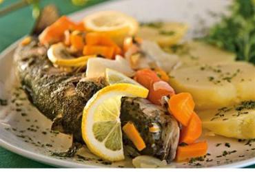 90% попуст на 1 кг. Охридска Пастрмка во Ресторан Ќелепур во вредност од 2000ден. за само 199ден. :)