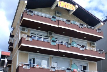 """Велигден во Охрид! Дводневен престој во ОХРИД за ДВАЈЦА во Вила """"ЛАВА"""" на самиот брег на Охридско езеро за само 2460ден"""