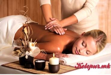 НЕВЕРОЈАТНО!!! 67% попуст на масажа по избор во студио за масажа Петан во вредност од 600ден. за само 199ден.