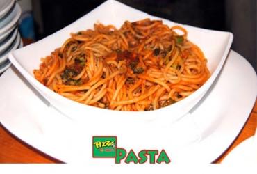"""50% на шпагети болоњезе во Пицерија """"НЕМО"""" во вредност од 240ден. за само 119ден."""