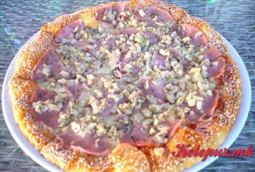 ПИЦА НА ПЛАЖА! 60% попуст на пица капричиоза во пицерија ПИТБУЛ – плажа Хотел Славија во вредност од 250ден. за само 99ден.
