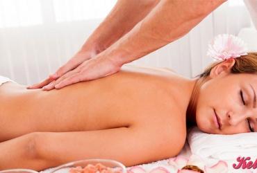 """50% попуст на 30 минутна ПАРЦИЈАЛНА МАСАЖА во салон за масажа """"ARNIKA"""" во вредност од 700ден. за само 349ден."""
