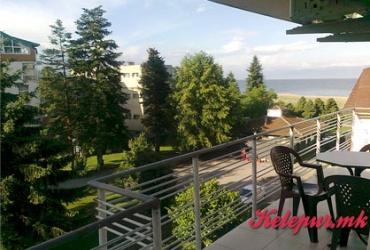"""ТОП ЦЕНА! Две ноќевања за двајца во Охрид во апартмани """"СМАЌОСКИ"""" за само 1999ден."""