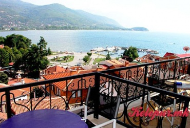 60% попуст на две ноќевања за двајца во Охрид во ВИЛА СТАР ГРАД во вредност од 4900ден. за само 1960ден.