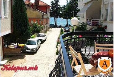 50% попуст на ДВЕ НОЌЕВАЊА СО ПОЈАДОК ЗА ДВАЈЦА во Охрид во АПАРТМАНИ АРГИРОСКИ во вредност од 3000ден. за само 1499ден.