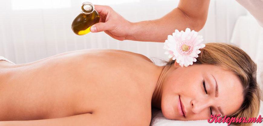 """50% попуст на 30 минутна ПАРЦИЈАЛНА МАСАЖА во салон за масажа """"ARNIKA"""" во вредност од 600ден. за само 299ден."""